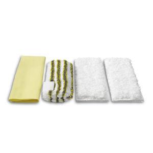 Cloth set Steam+Clean Bath KARCHER