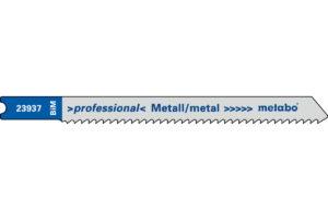 5 пильних U — подібних полотен Metabo для лобзика. метал. profess. 70/2.0 мм (623937000)