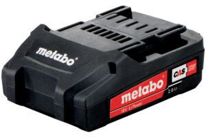 Акумуляторний блок Metabo 18 В, 2,0 А·год, Li-Power (625596000)