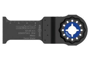5 занурювальних пилкових полотен Metabo, метал. BiM. 32 мм (626958000)