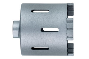 Алмазна коронка Metabo для підрозетників, 82 мм x M 16, «professional», абразивний (628204000)