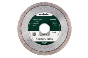 Алмазний відрізний круг 125×22,23мм, «SP-T», плитка «SP» (628556000)Metabo