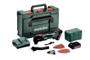 Акумуляторний багатофункціональний інструмент Metabo MT 18 LTX BL QSL (613088500)