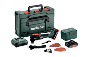 Акумуляторний багатофункціональний інструмент Metabo MT 18 LTX BL QSL (613088800)
