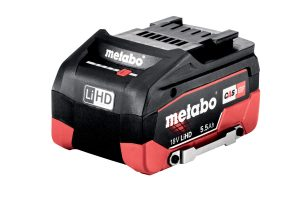 Акумуляторний блок DS LiHD, 18 В – 5,5 А·год (624990000)Metabo