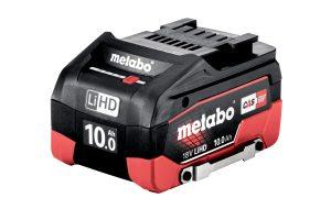 Акумуляторний блок DS LiHD, 18 В – 10,0 А·год (624991000)Metabo