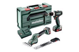 Акумуляторні інструменти в комплекті Metabo Combo Set 2.3.2 12V (685188000)