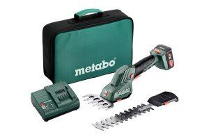 Акумуляторні кущові та газонні ножиці Metabo PowerMaxx SGS 12 Q (601608500)