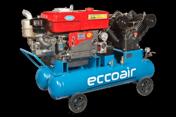 Ecco D-1.05/1.0 с дизельным приводом