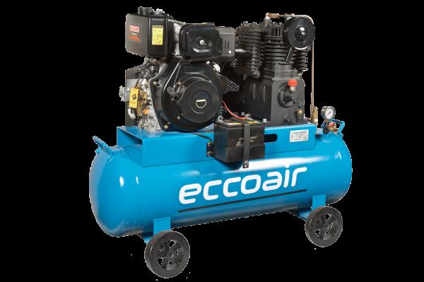 Ecco D-0.53/1.0 с дизельным приводом
