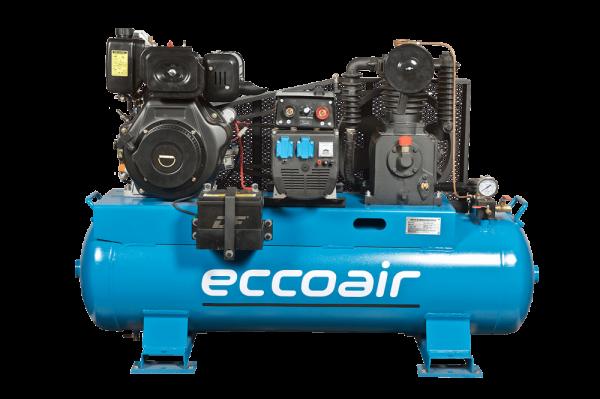 Ecco GWC с дизельным приводом и генератором